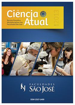 Visualizar v. 1 n. 1 (2013): Ciência Atual – Revista Científica Multidisciplinar da Faculdade São José