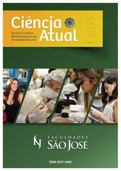 Visualizar v. 5 n. 1 (2015): Ciência Atual - Revista Científica Multidisciplinar da Faculdade São José